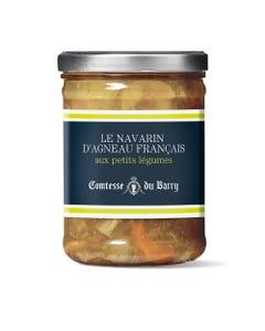 Navarin d'agneau Français aux petits légumes