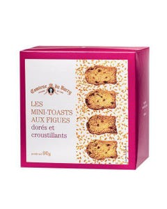 Mini-Toasts aux figues