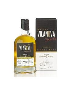Whisky VILANOVA – Single Malt Tourbé 50cl