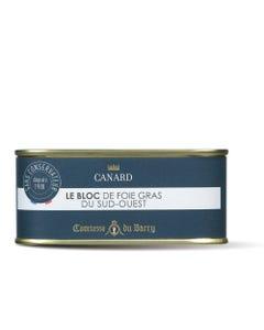 Bloc de foie gras de canard du Sud-Ouest