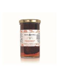6 canelés bordelais au rhum vanille 270 g