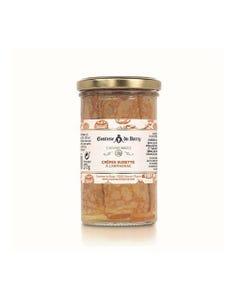 4 crêpes suzettes à l'Armagnac