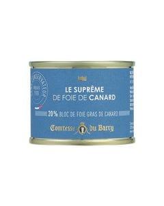 Suprême de foie de canard