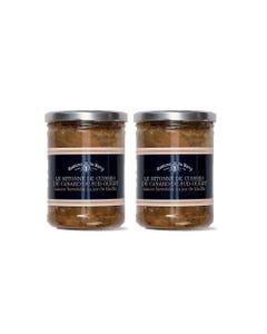Lot de 2 Mitonnés de cuisses de canard du Sud-Ouest sauce forestière au jus de truffe