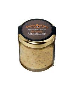 Préparation à base de beurre aromatisé à la truffe d'été