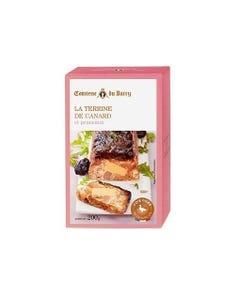 Terrine de canard et pruneaux (12 % foie gras de canard)